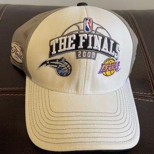 Adidas 2009 NBA Finals Lakers versus Magic Hat